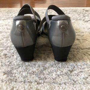 Anne Klein Sport Shoes - Anne Klein Sport Metallic Wedges